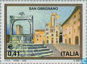 Timbres-poste - Italie [ITA] - Tourisme