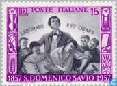 Postzegels - Italië [ITA] - Domenico Savio