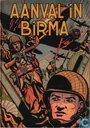 Strips - Buck Danny - Aanval in Birma