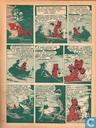 Strips - Bommel en Tom Poes - Tom Poes en het geheimzinnige boegbeeld