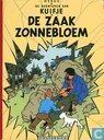 Comic Books - Tintin - De zaak Zonnebloem