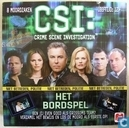 Board games - CSI - CSI - Het bordspel