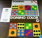 Board games - Domino (numbers) - Domino Color