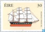 "Emigrant ship ""Jeanie Johnston"""