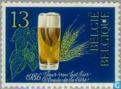 Postzegels - België [BEL] - Belgisch bier