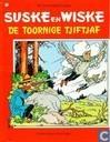 Strips - Suske en Wiske - De toornige tjiftjaf