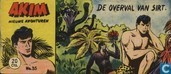 Comic Books - Akim - De overval van Sirt