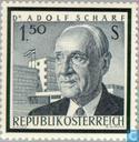 Postage Stamps - Austria [AUT] - Dr. Adolf Scharf