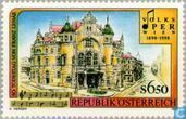 Postage Stamps - Austria [AUT] - Opera Vienna 100 years