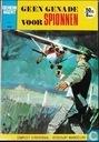 Comic Books - Geheim Agent - Geen genade voor spionnen