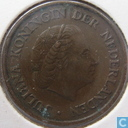 Coins - the Netherlands - Netherlands 5 cents 1953