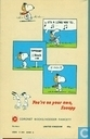 Comic Books - Peanuts - You're on your own, Snoopy