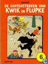Bandes dessinées - Quick et Flupke - De guitenstreken van Kwik en Flupke 6