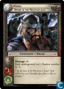 Trading cards - Lotr) Oversized Cards - Gimli, Dwarf of the Mountain-race