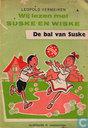 Comic Books - Willy and Wanda - De bal van Suske