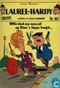 Bandes dessinées - Laurel et Hardy - de jongleurs