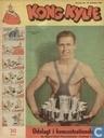 Bandes dessinées - Kong Kylie (tijdschrift) (Deens) - 1950 nummer 46