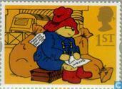 Timbres-poste - Grande-Bretagne [GBR] - Personnages de livres pour enfants