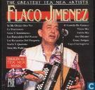Disques vinyl et CD - Jimenez, Flaco - The Greatest Tex Mex Artists Flaco Jimenez