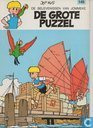 Comic Books - Jeremy and Frankie - De grote puzzel