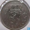 Munten - Nederland - Nederland 1 gulden 1968