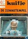 Comics - Tim und Struppi - De zonnetempel