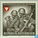 Postage Stamps - Austria [AUT] - Army
