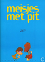 Comics - Happy girls - Meisjes met pit