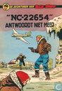 """Comics - Buck Danny - """"NC-22654"""" antwoordt niet meer"""