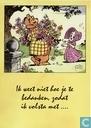 Postcards - Bumble and Tom Puss - Vak 45 - Ik weet niet hoe je te bedanken, zodat ik volsta met...