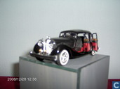 Modelauto's  - Franklin Mint - Jaguar MK-4