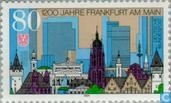Postage Stamps - Germany, Federal Republic [DEU] - Frankfurt 794-1994