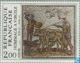 Briefmarken - Frankreich [FRA] - Vergil