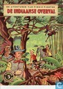 Comics - Pinkie Pienter - De indiaanse overval