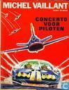 Comics - Michel Vaillant - Concerto voor piloten