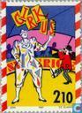 Postage Stamps - Sweden [SWE] - Circus