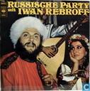 Russische Party mit Iwan Rebroff