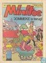 Strips - Minitoe  (tijdschrift) - 1982 nummer  21