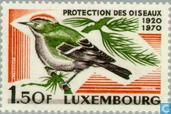 Postage Stamps - Luxembourg - Bird Protection