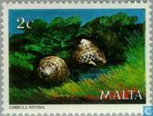 Timbres-poste - Malte - Créatures de la mer
