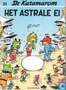 Bandes dessinées - Scrameustache, Le - Het astrale ei