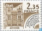 Timbres-poste - France [FRA] - Monuments historiques