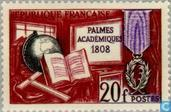 Postage Stamps - France [FRA] - Academic Order 150 years