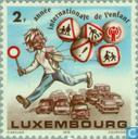 Postage Stamps - Luxembourg - Year of the Child