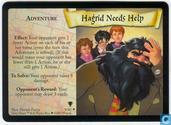 Cartes à collectionner - Harry Potter 2) Quidditch Cup - Hagrid Needs Help