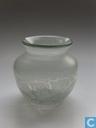 Glas / kristal - Kristalunie - Tincraquelé vaas