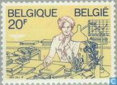 Postage Stamps - Belgium [BEL] - Women