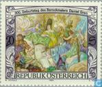 Postage Stamps - Austria [AUT] - Gran, Daniel 300 years
