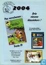 Bandes dessinées - Brabant Strip Magazine (tijdschrift) - Brabant Strip Magazine 114