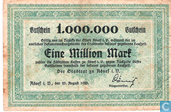 Billets de banque - Adorf - Stadt - Adorf 1 Million Mark